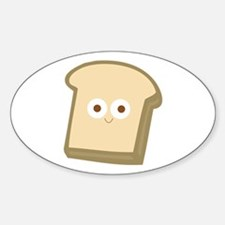 Slice Of Bread Decal