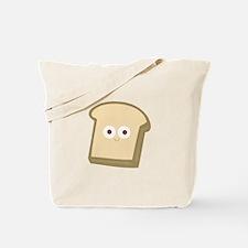 Slice Of Bread Tote Bag
