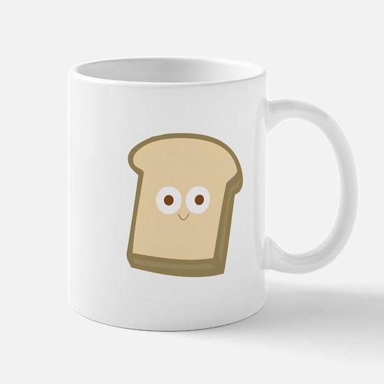 Slice Of Bread Mugs