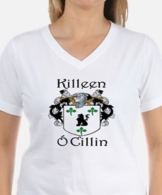 Killeen In Irish & English Shirt