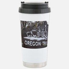 Cute Covered wagon Travel Mug