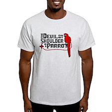 Unique Parrot T-Shirt