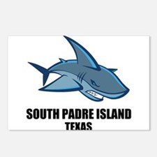 South Padre Island, Texas Postcards (Package of 8)