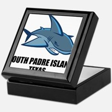South Padre Island, Texas Keepsake Box