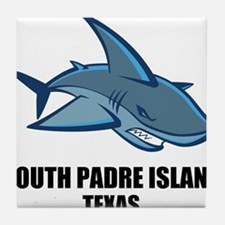 South Padre Island, Texas Tile Coaster