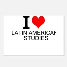 I Love Latin American Studies Postcards (Package o