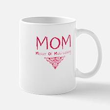 MOM Mother Of Multi-tasking Mugs