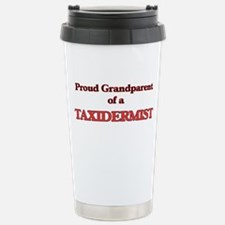 Proud Grandparent of a Travel Mug