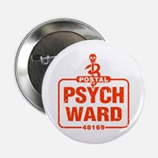 Psych Ward 48169 Button