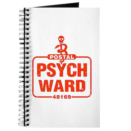 Psych Ward 48169 Journal