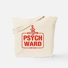 Psych Ward 48169 Tote Bag