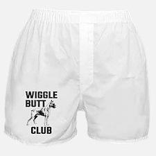 Boxer Wiggle Butt Club Boxer Shorts