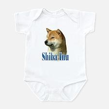 Shiba Name Infant Bodysuit