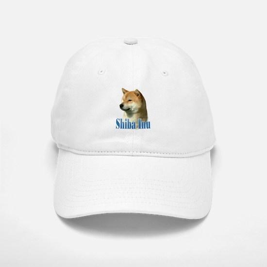Shiba Name Baseball Baseball Cap