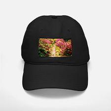 Footpath with azaleas Baseball Hat