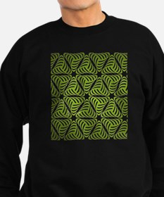 Unique Recycling symbol Sweatshirt