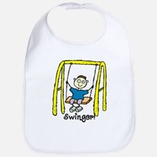 Swinger Swing Set! Bib