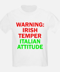 Cute Irish italian T-Shirt