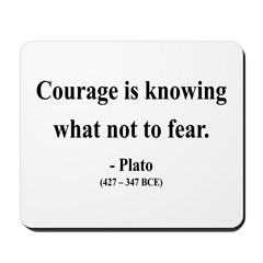 Plato 20 Mousepad