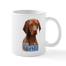 Vizsla Name Small Mug