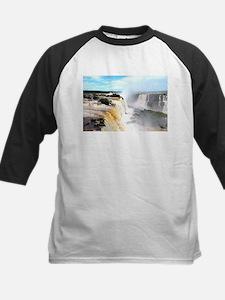Iguazu Falls Baseball Jersey