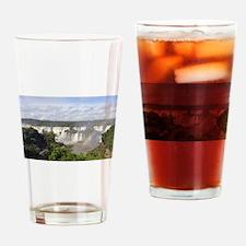 Iguazu Falls Drinking Glass
