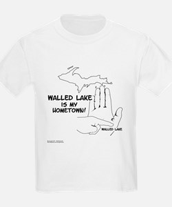 Walled lake T-Shirt