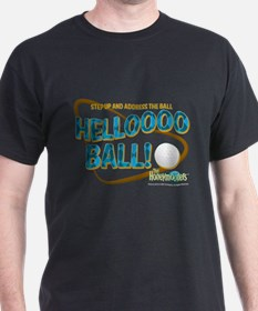 The Honeymooners: Helllooo Ball T-Shirt