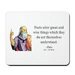 Plato 22 Mousepad