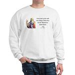 Plato 22 Sweatshirt