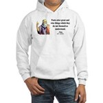 Plato 22 Hooded Sweatshirt