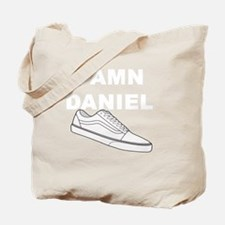 Funny Back logo Tote Bag