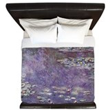 Impressionism Luxe King Duvet Cover