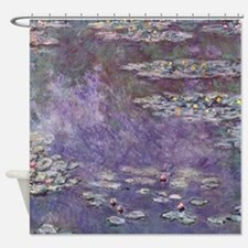 Water Lilies (Nympheas) 1908 Shower Curtain