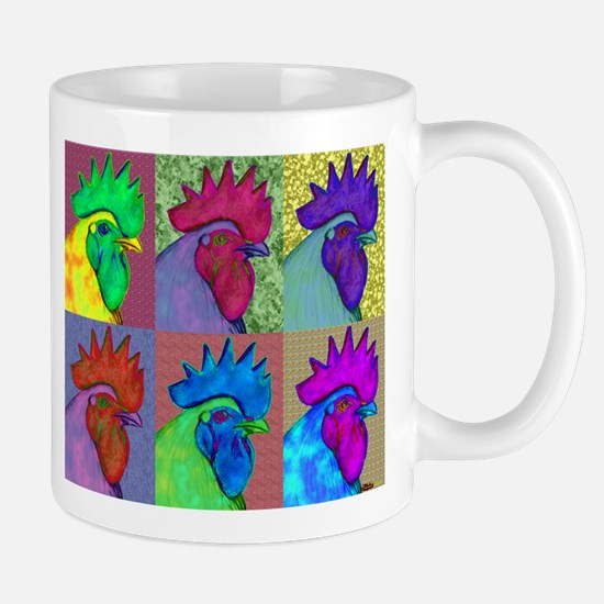 Roosters Gone Wild Mugs