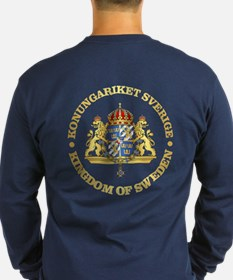 Sweden Coa Long Sleeve T-Shirt