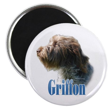 """WireGriffName 2.25"""" Magnet (10 pack)"""
