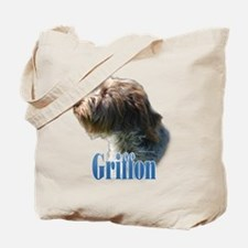 WireGriffName Tote Bag