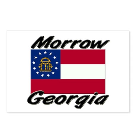 Morrow Georgia Postcards (Package of 8)