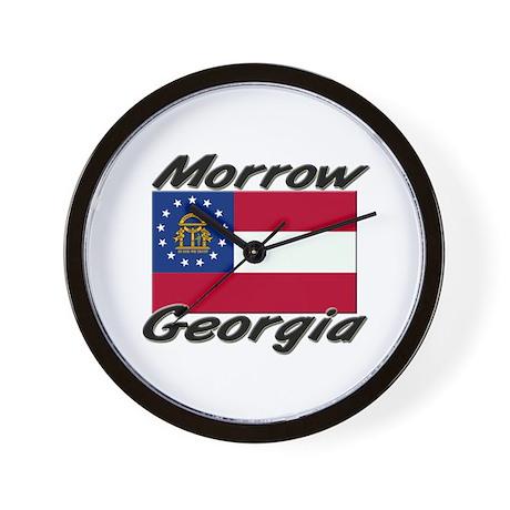 Morrow Georgia Wall Clock