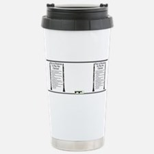 Cool Musical instruments Travel Mug