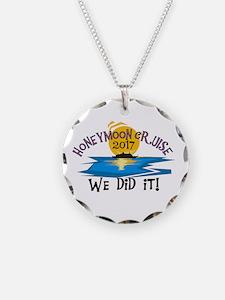 Honeymoon Cruise 2017 Necklace