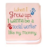 Ill call my social worker Blanket