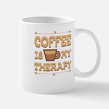 Coffee is my Therapy Mug