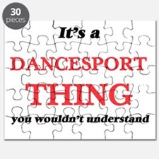 It's a Dancesport thing, you wouldn&#39 Puzzle