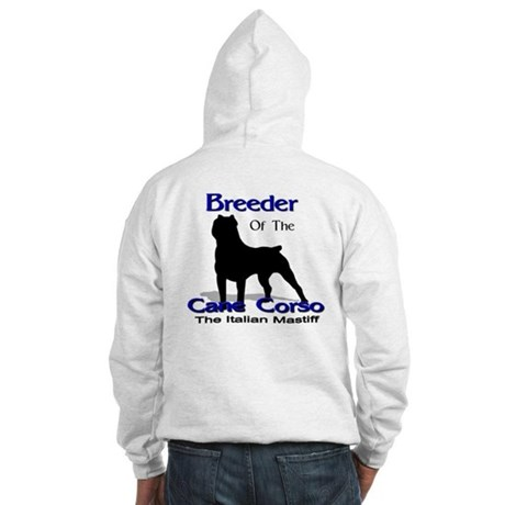 Cane Corso Breeder Hooded Sweatshirt