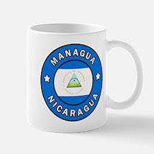 Managua Nicaragua Mugs