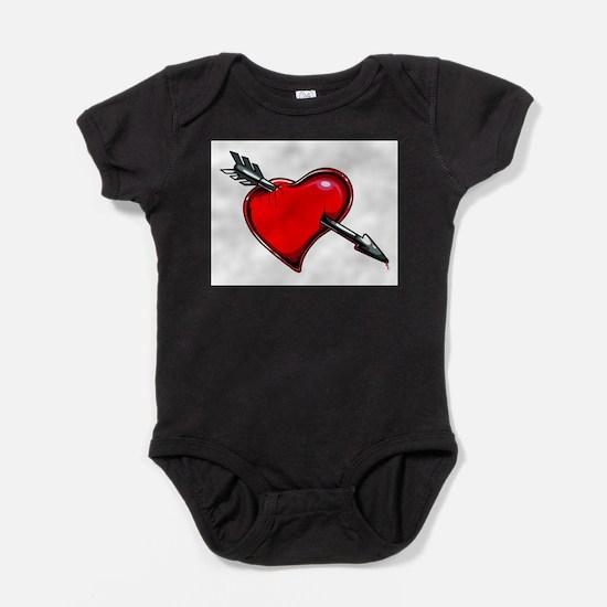 Cute Hardy Baby Bodysuit