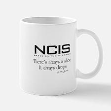 NCIS Shoe Drops Mugs