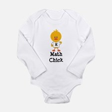 Pi day Long Sleeve Infant Bodysuit